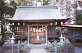 多賀神社(宮城県名取市)