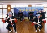 富谷田植踊り
