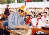 All Japan Traditional Kokeshi Rokuro Festival