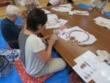 つる編み教室
