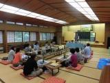 苔玉づくり教室