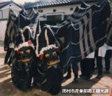 大鏑矢神社の夫婦獅子舞