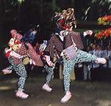 八ヶ久保薄木の獅子舞