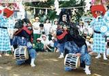 雷神社獅子舞