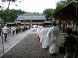 みそぎ祭(夏越しの大祓)