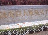 読売巨人軍発祥の地記念碑