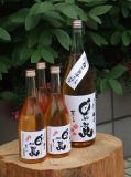 """oragamachino梅酒""""白加賀"""""""