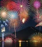 【2020年度中止】山中湖「報湖祭」花火大会