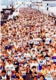 【中止になりました】 長野マラソン