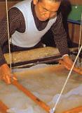 飯山市手すき和紙体験工房