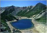 「信州の名水・秘水」御嶽山三の池