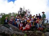 【2020年中止】開山祭・黒姫山春山登山