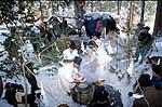 管粥祭神儀式