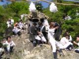 【2021年開催中止】伊庭の坂下し祭