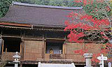 桑實寺(桑峰薬師堂)