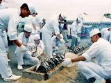 【2021年中止】嵐山若鮎祭