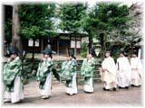木祭り(祭典)