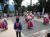 宇佐八幡宮腰輪踊り(提供:防府市おもてな