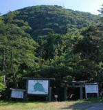 長寿の森遊歩道(嵩山森林公園)