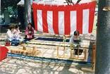 花立山 ~春の茶会~