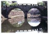 中島川の石橋群