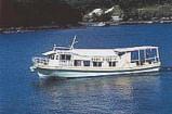 長島観光グラスボート